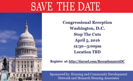 Congressional Reception